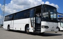 autocar de turism Volvo second-hand