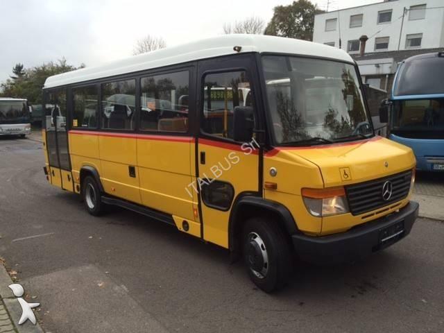autocar mercedes de tourisme mb 818 d gazoil euro 3 occasion n 1698866. Black Bedroom Furniture Sets. Home Design Ideas