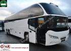 verunglückter Neoplan Reisebus