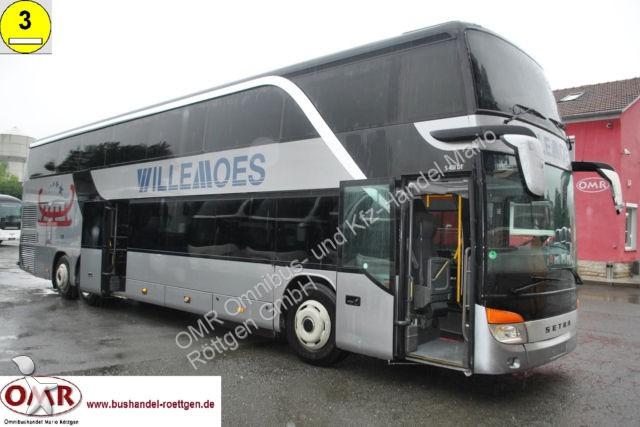 Gebrauchter Setra Reisebus Doppeldecker S 431 DT  112