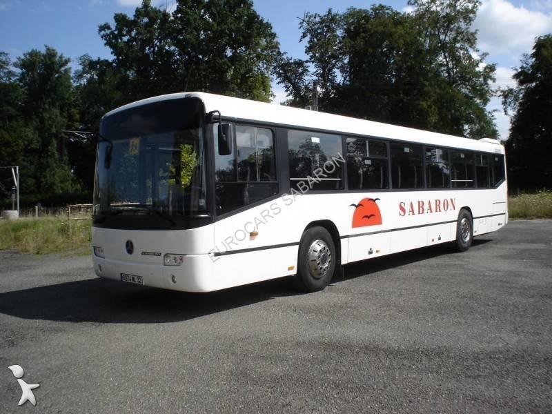 autocar mercedes transport scolaire connecto gazoil euro 3. Black Bedroom Furniture Sets. Home Design Ideas