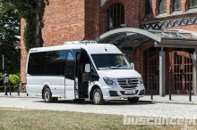 Mercedes Sprinter 519 cdi aut XXL Executive Panorama, Carbon Inside coach