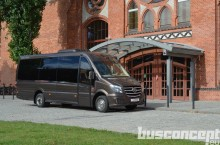 Mercedes Sprinter 519 aut XXL Premium 21 Places coach