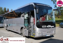 used MAN tourism coach