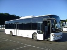 used Yutong tourism coach