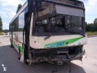 autobus da turismo Renault incidentato