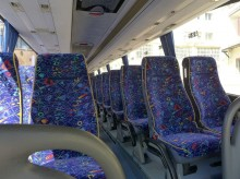 used DAF tourism coach