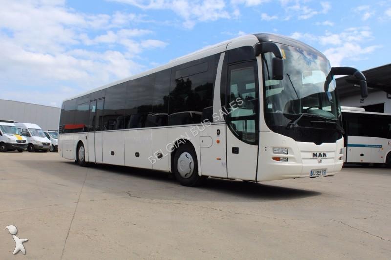 autocar man de tourisme lion 39 s regio euro 4 occasion n. Black Bedroom Furniture Sets. Home Design Ideas