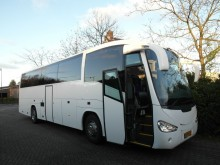 autokar turystyczny Scania używany