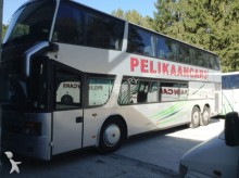 used Setra two-level coach
