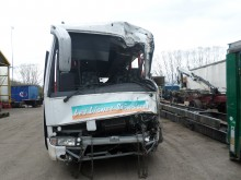 damaged Renault tourism coach
