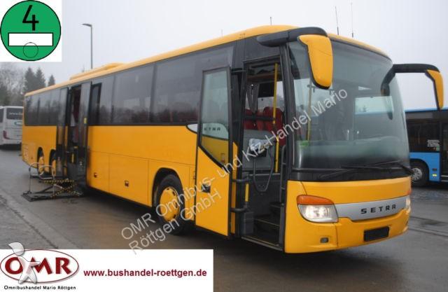 Setra S 419 UL / GT / 550 / Regio / 3x verfügbar Reisebus