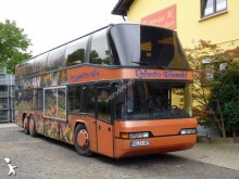 Neoplan two-level coach