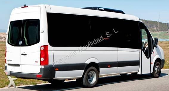 neu volkswagen reisebus crafter 50 163 cv n 553111. Black Bedroom Furniture Sets. Home Design Ideas
