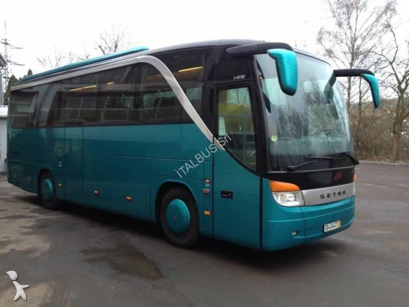 Bilder Reisebus Setra Reisebus, Setra S 411 HD gebraucht - 706595