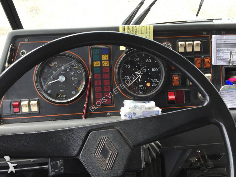 autocar renault transport scolaire renault s45 6 cylindres gazoil occasion n 1340431. Black Bedroom Furniture Sets. Home Design Ideas