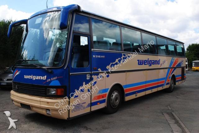 Autobus Setra da turismo S 215 HD  315  404  350  303