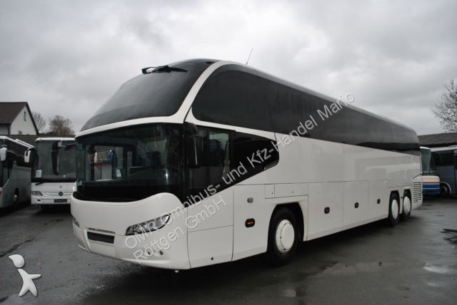 Used Neoplan Cityliner tourism coach N 1217  P 15  580