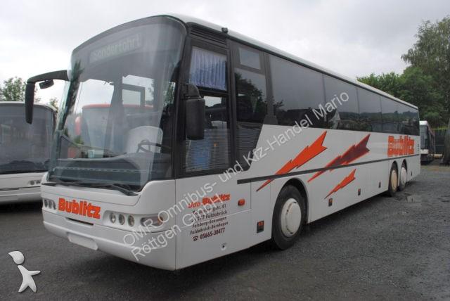Used Neoplan tourism coach N 3163 KL Euroliner  3316