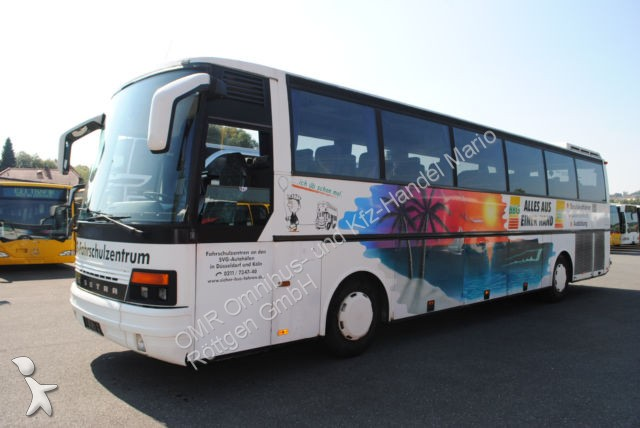 Used Setra tourism coach S 250 Special 315HD404316