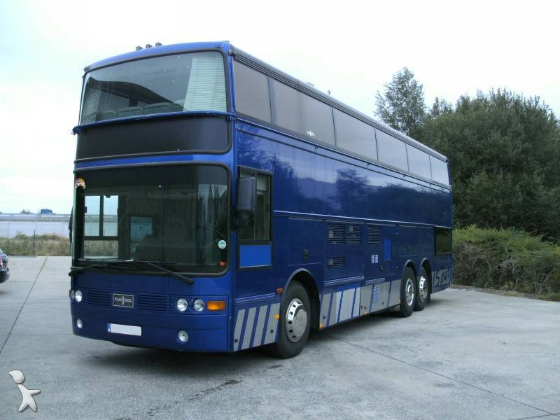 Images Volvo two-level coach, used Volvo Van Hool Astral ...