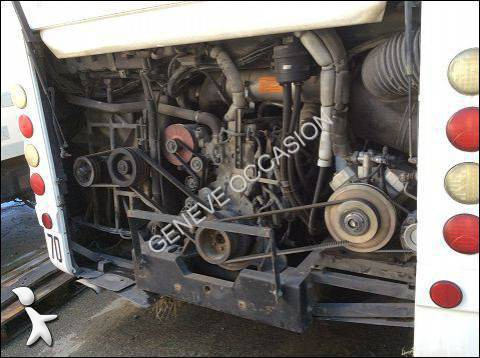 damaged bmc alyos school bus tkc 250 diesel euro 5 n 1183946. Black Bedroom Furniture Sets. Home Design Ideas