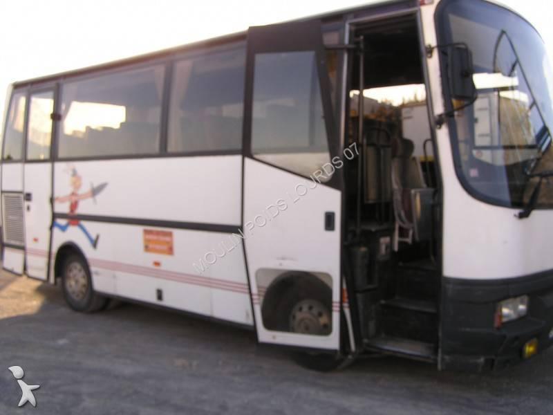 photos autocar iveco de tourisme iveco 618c occasion 633003. Black Bedroom Furniture Sets. Home Design Ideas