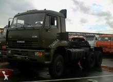 new Kamaz tractor unit