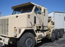 used Oshkosh tractor unit