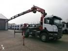 cap tractor Scania P 420