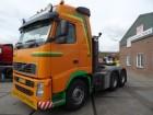 ciągnik siodłowy Volvo FH12 6X4 500PK RETARDER MANUEL / MET 1 DEFECT AA