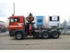 MAN TGA 26.530 6X4 WITH EPSILON E 245 CRANE tractor unit