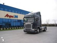 cabeza tractora Scania nueva