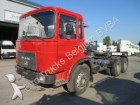 MAN 26.361 (FULL STEEL SUSPENSION) tractor unit