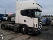 ciągnik siodłowy Scania R124 400