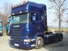 ciągnik siodłowy Scania R500