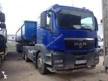 MAN TGS 26.440 tractor unit