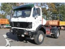 tracteur Mercedes occasion