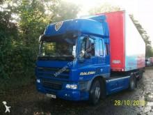 cap tractor DAF CF75 310