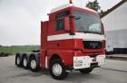 MAN TGX 35.480 8x4 tractor unit