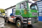 MAN TGA 26.440 6x4 SZM+Kipphydraulik Schaltung EURO4 tractor unit