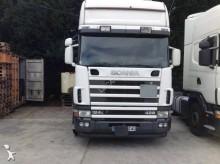 cap tractor Scania L 124L420 HPI
