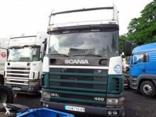 ciągnik siodłowy Scania R 124R420