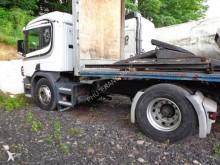 ciągnik siodłowy Scania P124 360