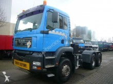 MAN TGA 33 460 6x4 Steel suspension manuellgearbox tractor unit
