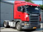 ciągnik siodłowy Scania 124/480