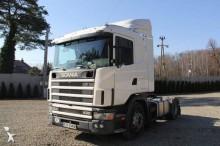 ciągnik siodłowy Scania L 124L420