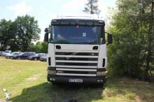 ciągnik siodłowy Scania L 114L380