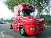 cap tractor Scania T 164L 480 opline
