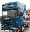 ciągnik siodłowy Scania 124 420 TOPLINE MANUAL RETARDER 2003r KL